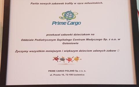 Zabawki dla dzieci od firmy Prime Cargo Poland sp. z o.o.