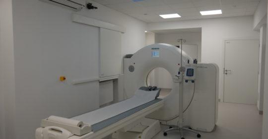 Zmiany cen badań Tomografii Komputerowej.