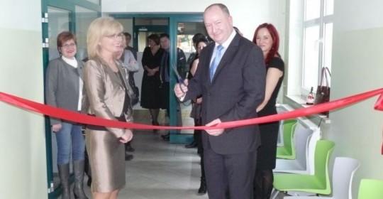 Oficjalne otwarcie Punktu Rehabilitacji Szpitalnego Centrum Medycznego w Goleniowie Sp. z o.o.