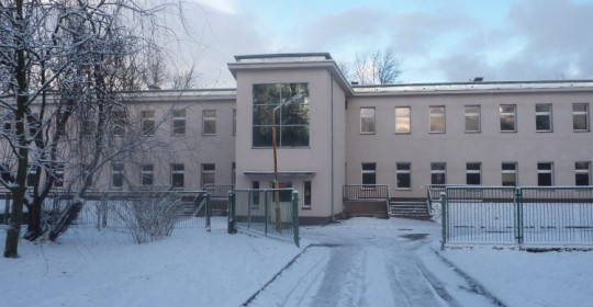 Termomodernizacja i zagospodarowanie terenu Zakładu Opiekuńczo-Leczniczego