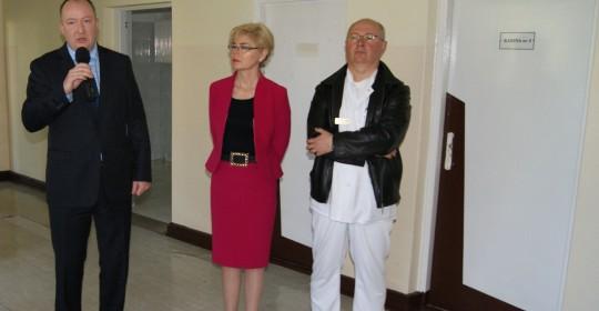 Rozpoczęcie nowej inwestycji w Szpitalnym Centrum Medycznym w Goleniowie sp. z o.o.