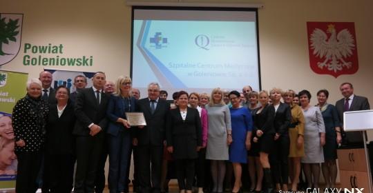 Certyfikat Akredytacyjny Ministra Zdrowia.